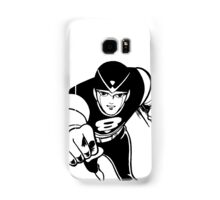 8 Man - Line Art - Large - Table & Phone Cases Samsung Galaxy Case/Skin