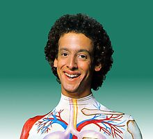 Slim GoodBody - Table & Phone Cases by DGArt