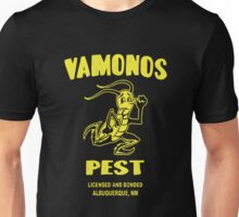 Distressed Vamonos Pest Unisex T-Shirt