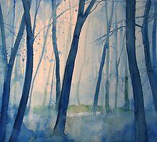 Nel bosco by Alessandro Andreuccetti