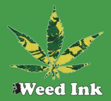 Weed Ink by Screamati
