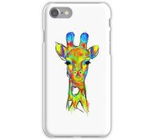 Wild Giraffe iPhone Case/Skin