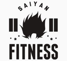 Saiyan Fitness by printproxy