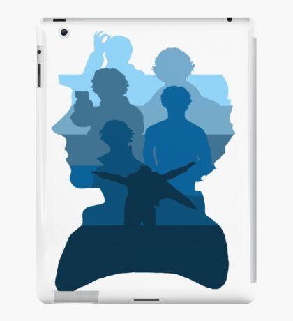 Sherlock ~  A Study to the Fall iPad Case/Skin