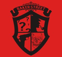 Baker Street Black by massdeduction