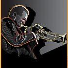 MILES DAVIS JAZZ LEGEND by Larry Butterworth