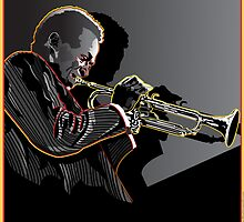 MILES DAVIS JAZZ LEGEND by Larry Butterworth