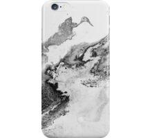 Monochrome Print 1 iPhone Case/Skin
