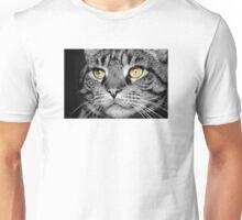 Handsome tomcat Unisex T-Shirt