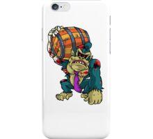 Zombie Donkey Kong iPhone Case/Skin