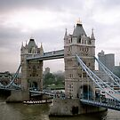 London - Tower Bridge - Tablet & Phone Cases by DGArt