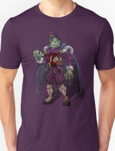 Zombie M Bison (Street Fighter) Unisex T-Shirt