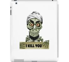 Achmed the dead terrorist iPad Case/Skin