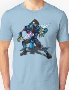 Zombie Sub Zero Unisex T-Shirt