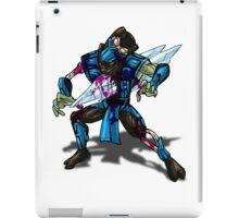 Zombie Sub Zero iPad Case/Skin