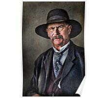 Tombstone Gentleman Poster