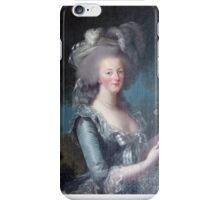 Marie Antoinette, Queen of France iPhone Case/Skin