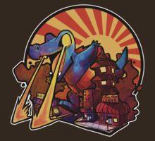 LASER GATOR T-Shirt