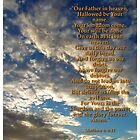 The Lord's Prayer by Glenn McCarthy