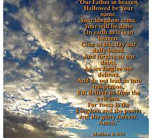 The Lord's Prayer by Glenn McCarthy