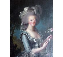 Marie Antoinette, Queen of France Photographic Print