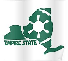 Star Wars - Empire State Poster