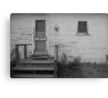 When it's NOT winter... / Mel's Cottage (guesthouse) / CANADIAN CULTURE CAPTURED Metal Print