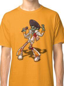 Zombie Elvis Classic T-Shirt
