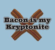 Bacon is My Kryptonite by uncmfrtbleyeti