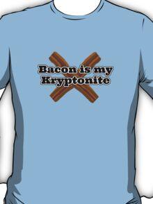 Bacon is My Kryptonite T-Shirt