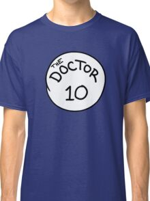 Doctor 10 Classic T-Shirt