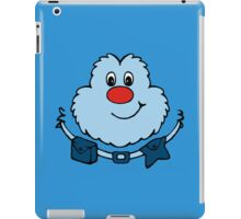 Rainbow Brite - Sprite - Champ - Color iPad Case/Skin
