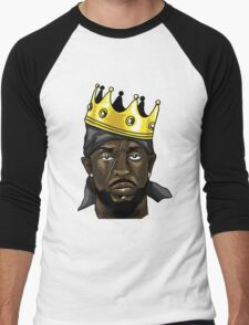 King Omar Men's Baseball ¾ T-Shirt