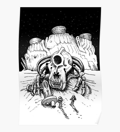 The Ruins of Space Poster
