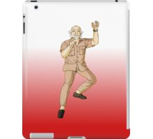 The Karate Kid - Mr. Miagi - Color iPad Case/Skin
