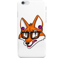 Hipster Fox iPhone Case/Skin