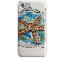 Starfish Clamshell Art iPhone Case/Skin