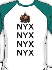 Nyx Assassin T-Shirt