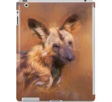 Wild Dog! iPad Case/Skin