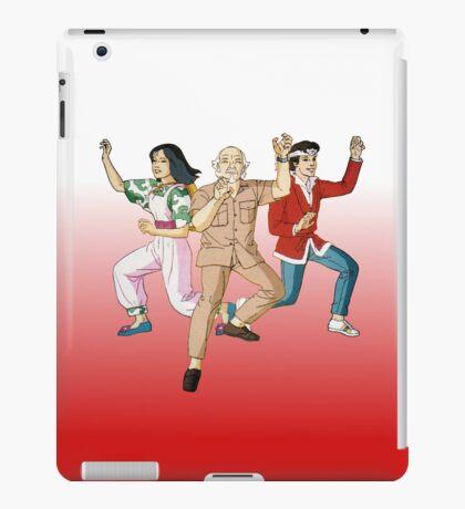 The Karate Kid - Group - Color iPad Case/Skin
