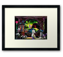 ~ 1800 exo-worlds and counting! None like home ~ Framed Print