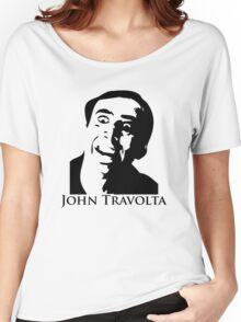 John Travolta Women's Relaxed Fit T-Shirt