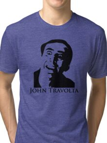 John Travolta Tri-blend T-Shirt
