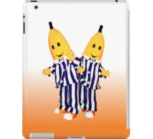 Bananas in Pajamas - B1 and B2 iPad Case/Skin