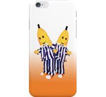 Bananas in Pajamas - B1 and B2 iPhone Case/Skin