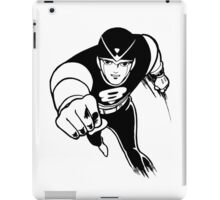 8 Man - Line Art iPad Case/Skin