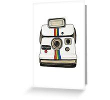 Instagram  Greeting Card