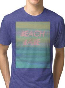 Beach Babe T-Shirt Tri-blend T-Shirt