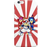 Samurai Pizza Cats - Group Color iPhone Case/Skin