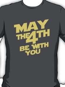 Star Wars - May the 4th T-Shirt